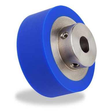 Hubbed Drive Rollers Polydrive
